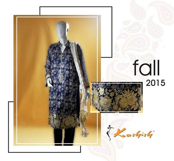 Kashish Fall Collection 2015 For Women003