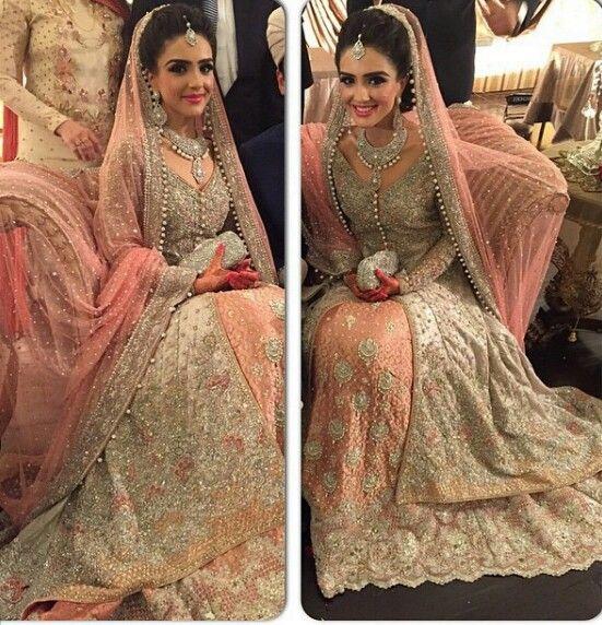 Latest Bridal Dresses valima