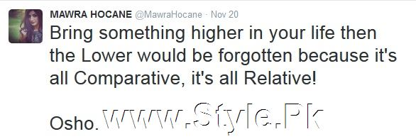 Mawra Hocane has strong belief on dreams (5)