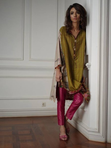 Misha Lakhani Evening Wear Collection 2015 For Women005