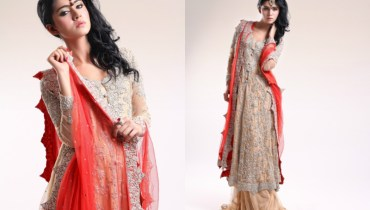 Most Beautiful Pakistani Wedding Dresses 2016 For Girls
