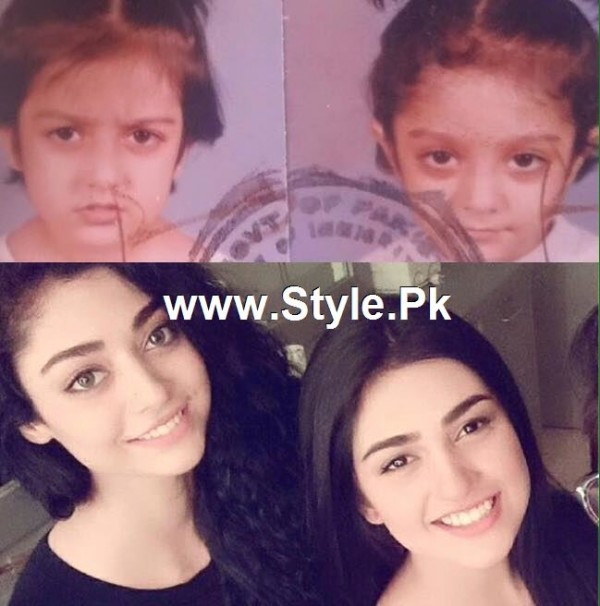 Pictures of Sara Khan with her siblings (2)