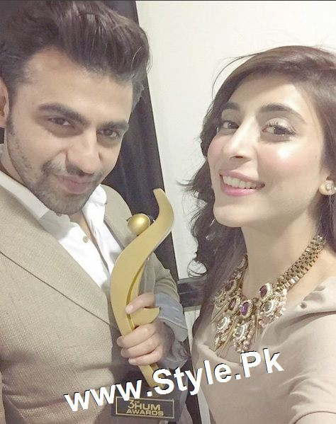 Pictures that show Farhan Saaed and Urwa Hocane's love for each other  (3)
