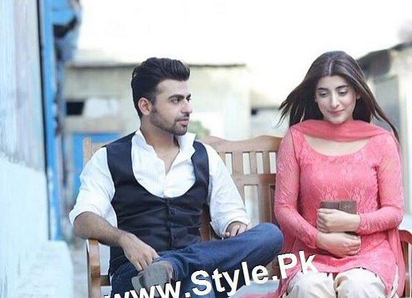 See Pictures that show Farhan Saaed and Urwa Hocane's love for each other