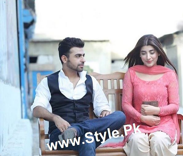 Pictures that show Farhan Saaed and Urwa Hocane's love for each other  (4)