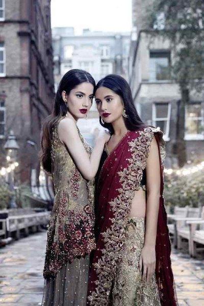 Saira Rizwan Formal Wear Collection 2015 For Women001