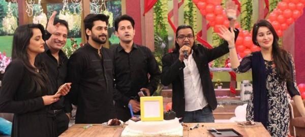 Shaista Lodhi happy birthday