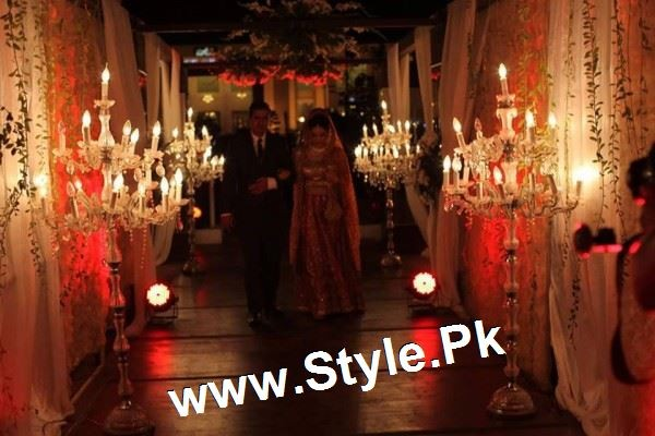 Singer Anie Khalid's 2nd marriage's pictures (4)