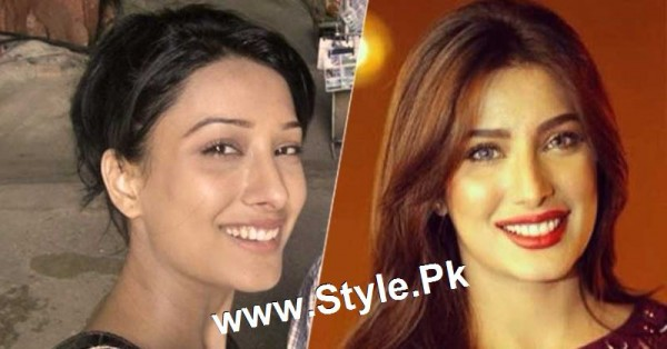 Top 13 Pakistani Celebrities with and without Makeup (11)