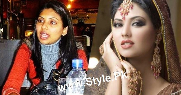 Top 13 Pakistani Celebrities with and without Makeup (3)