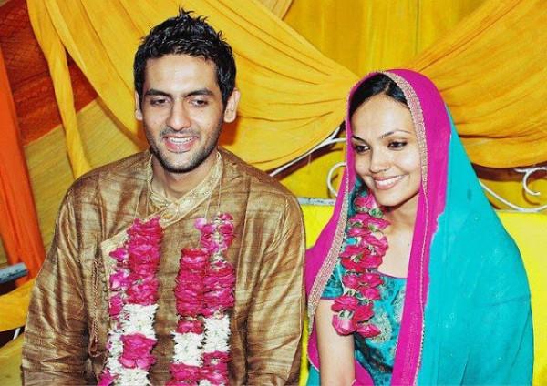 aamina and mohib wedding