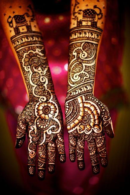 indian mehndi design.. latest