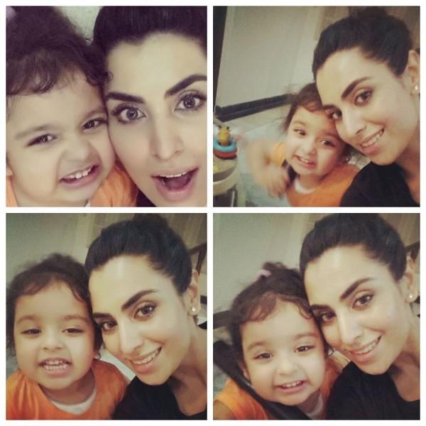 mikaal zulfiqar family pics