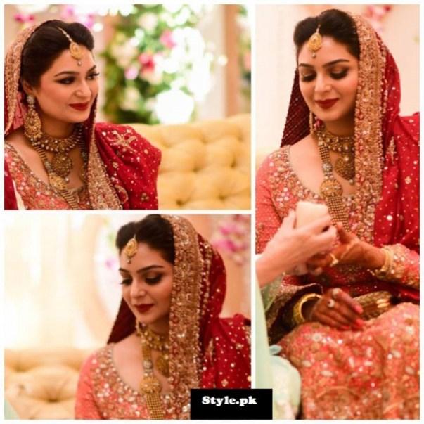 pakistani bridal makeup ideas