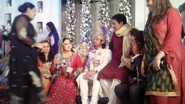 Actress Uroosa Siddiqui got married (2)