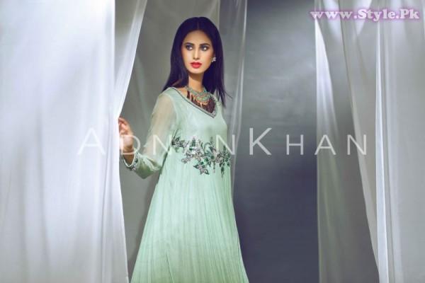 Adnan Khan Formal Dresses 2015-16