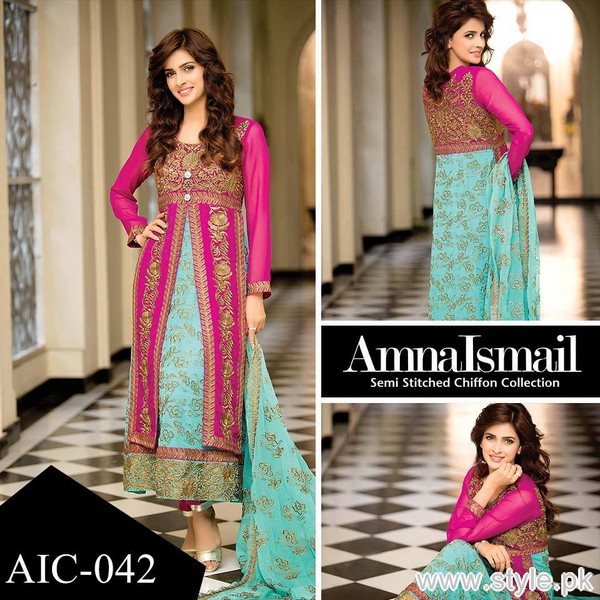 Amna Ismail Wedding Dresses 2016 For Women 6