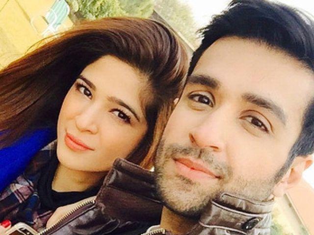 Ayesha Omer and Azfar Rehman accident