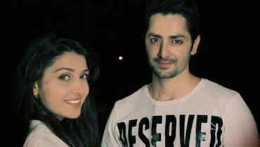 Ayeza Khan and Danish Taimoor love