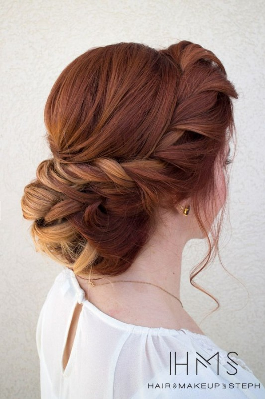 Braided Hairstyles 2016 for Girls - side twist