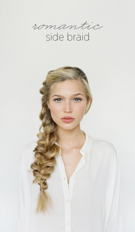 Braided Hairstyles 2016 for Girls - wide