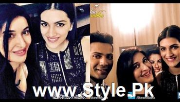 See Cast of movie Dilwale with Shaista Lodhi in Sitaray Ki Subha