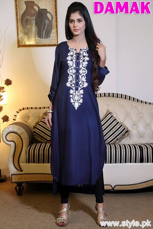 Damak Winter Collection 2016 For Women 3