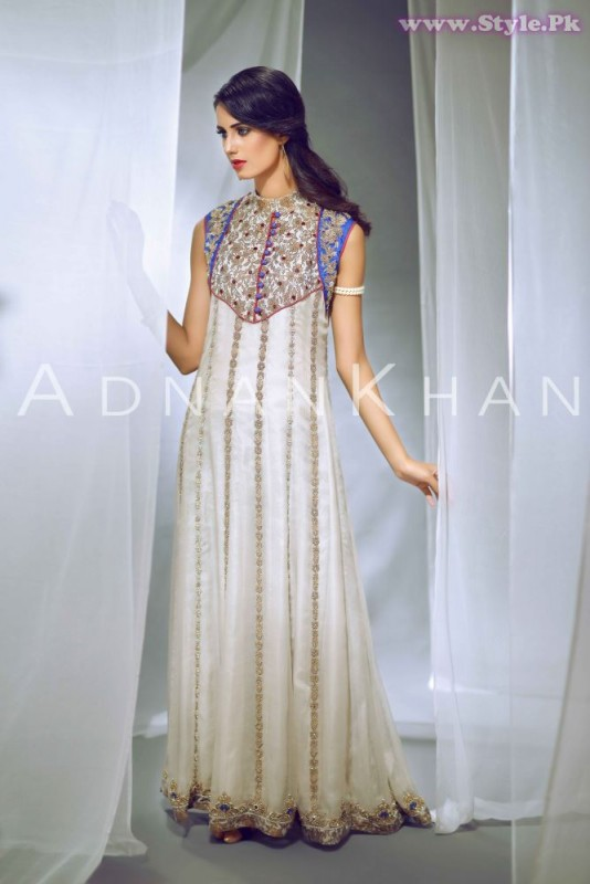 Formal Wear Collection 2015 - 2016 by AdnanKhan
