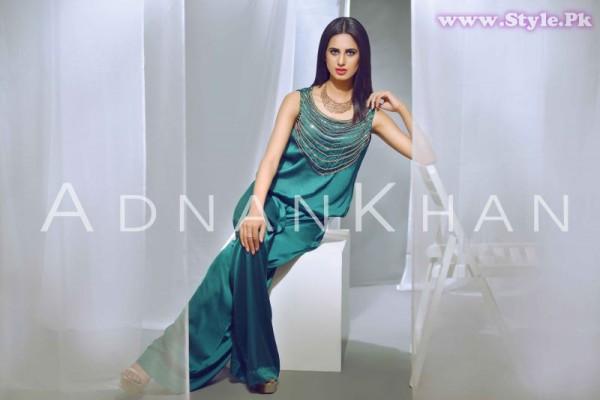 Formal Wear Dresses 2015 - 16 by AdnanKhan