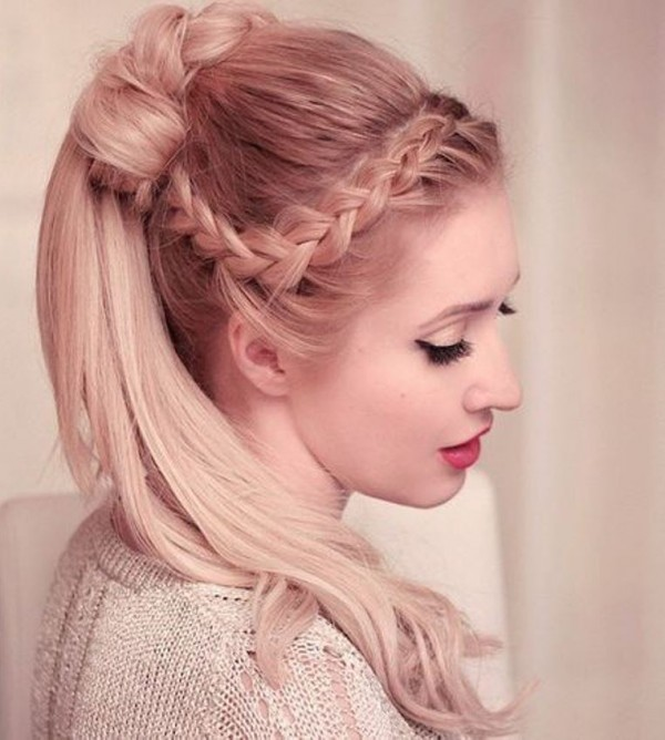 See Hairstyles for medium hair for girls 2016