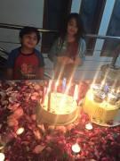 Javeria Saud daughter Jannat birthday 05