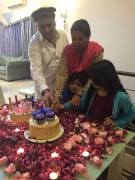 Javeria Saud daughter Jannat birthday 08
