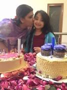 Javeria Saud daughter Jannat birthday 11