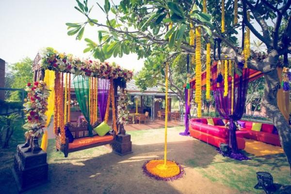 Mehndi Decoration Ideas 2016-lawn