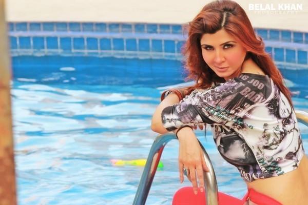 Naveen Jan hot photoshoot