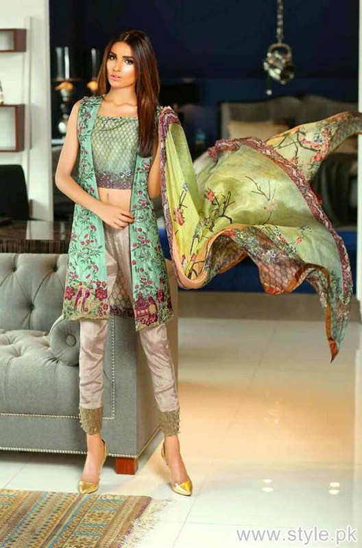 Sobia Nazir Winter Collection 2016 For Girls 9