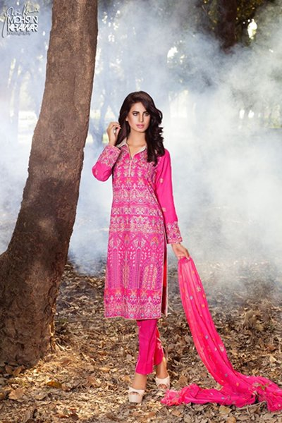 Taana Baana Winter Collection 2015 For Women007