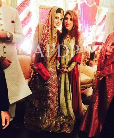 maryam nawaz daughter wedding
