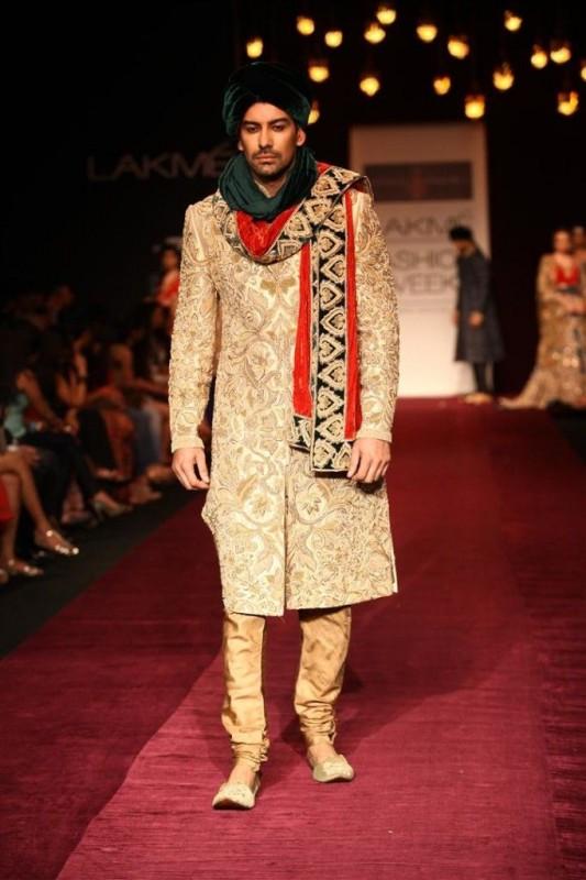 wedding sherwani Trend 2016-white