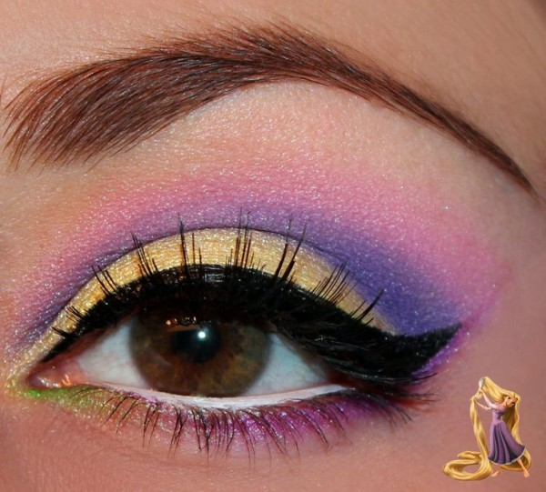Eye Makeup for Disney Lovers- rupenzill