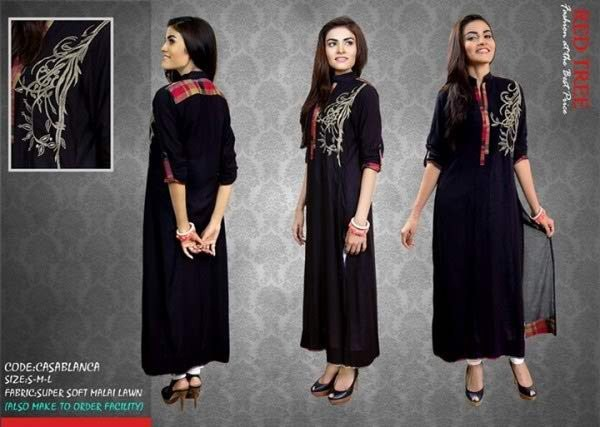 Pakistani Casual Dresses for ladies