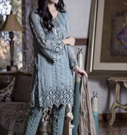 See Maya Ali's clicks for Maria.B