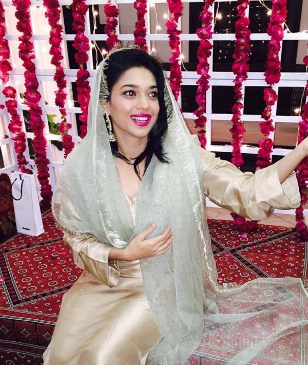 On which day Sanam Jung was looking more Beautiful (9)