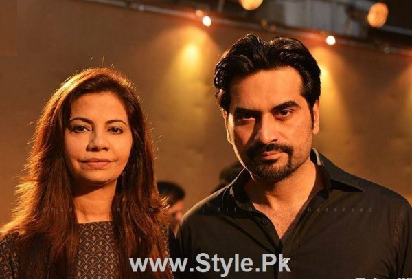 Pakistani Actors with their wives (8)