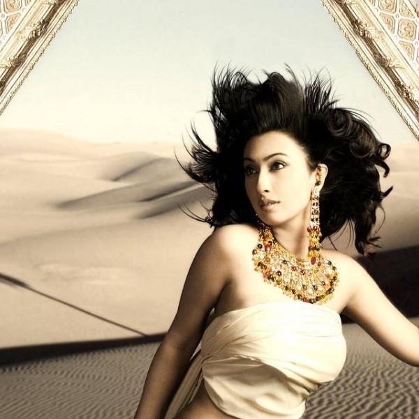 Pakistani Celebrities endorsing Afzal Jewelers (23)