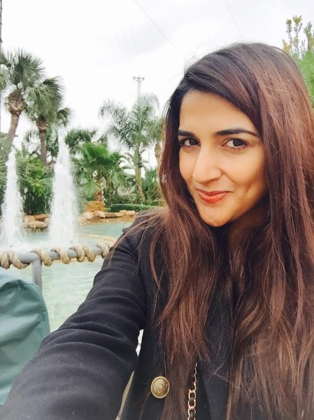 Rabab Hashim is on vacations in USA (10)