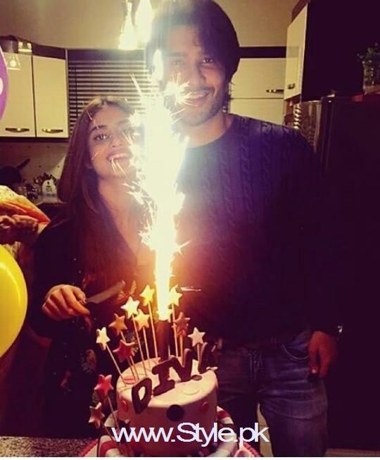 Sajjal Ali celebrating her 22nd birthday (4)