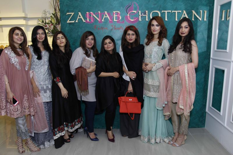 Zainab Chottani Launches Her First Flagship Store In