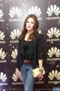 celebrities at huawei mate 8 launch
