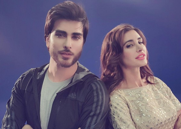 See Imran Abbas is spotted with Nargis Fakhri in Dubai